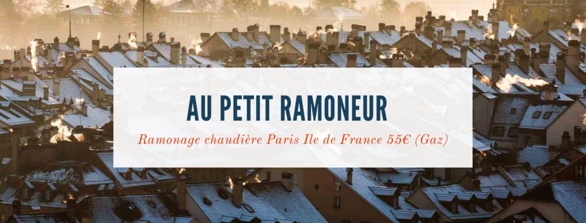 Ramonage Ablon sur Seine 55€ (Gaz)
